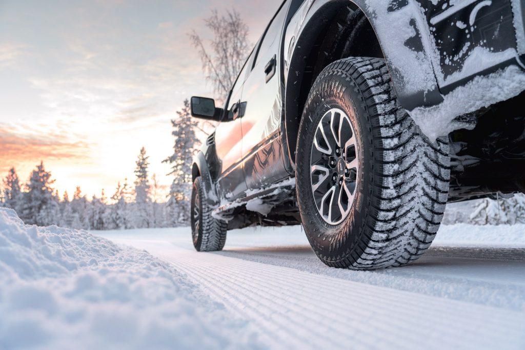 Маркировка шин для зимнего сезона